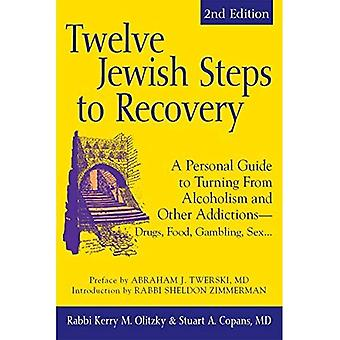 Twelve Jewish Steps to Recovery: A Personal Guide to Turning from Alcoholism and Other Addictions - Drugs, Food, Gambling, Sex...