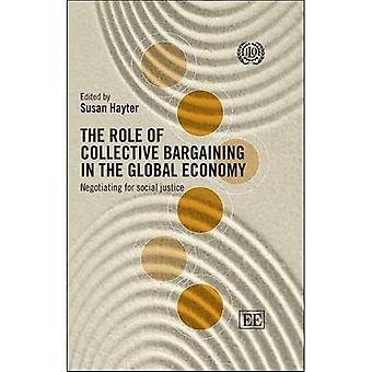 De rol van collectieve onderhandelingen in de mondiale economie: onderhandelen voor sociale rechtvaardigheid