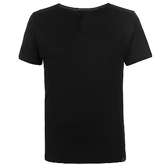 Pierre Cardin Mens com nervuras vovô T camisa