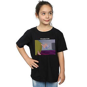 Disney Prinzessin Mädchen mache ich es Fit T-Shirt