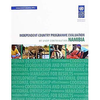 Évaluation des résultats de développement - Namibie: évaluation du Programme pays indépendant de la Contribution du PNUD