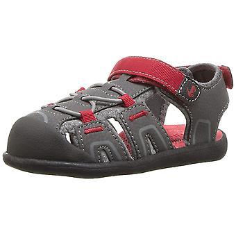 Kids See Kai Run Girls Lincoln III  Ankle Strap