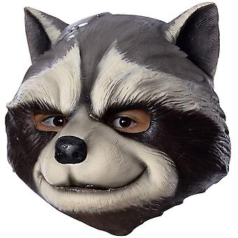 Rocket Racoon Mask For Children