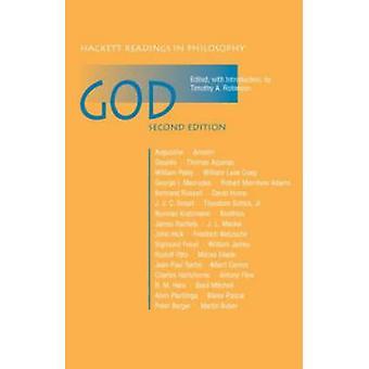 God by Timothy A. Robinson - 9780872206427 Book