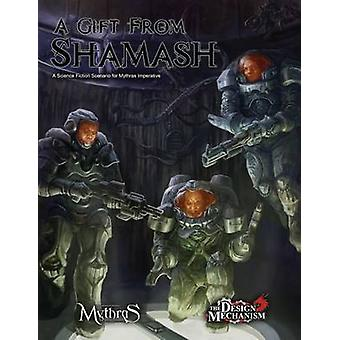 A Gift From Shamash - A Science Fiction Scenario for Mythras Imperativ