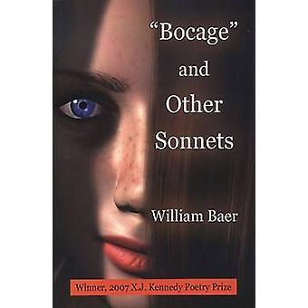 Bocage och andra sonetter av William Baer-9781933896199 bok