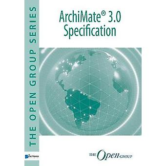 Archimate 3.0 Specification - 9789401800471 Book