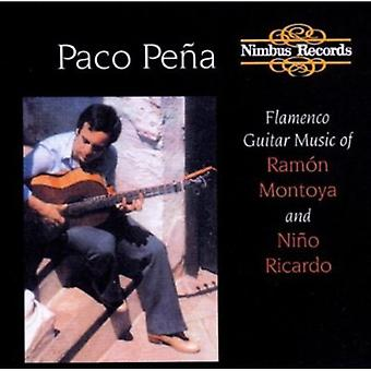 Montoya/Ricardo - Flamenco gitarrmusik [CD] USA import
