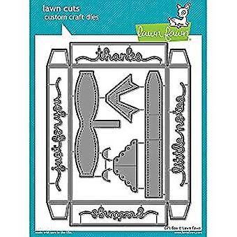 Lawn Fawn Gift Box Dies (LF1484)