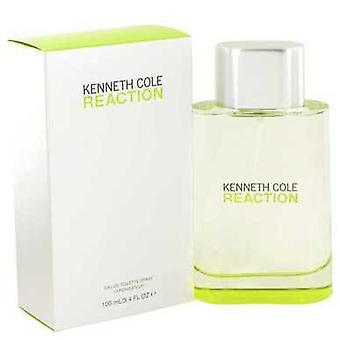 Kenneth Cole reaktio Kenneth Cole Eau de Toilette Spray 3,4 oz (miehet) V728-415861