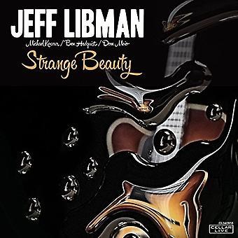 Jeff Libman - Strange Beauty [CD] USA import