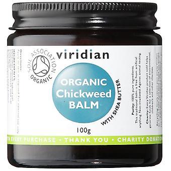 Viridian Kichererbsen Bio Balsam 100g (682)