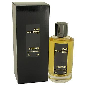 Mancera intensitive aoud black eau de parfum spray (unisex) von mancera 530757 120 ml