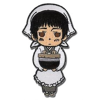 Patch - Hetalia - New Japan Nanny Iron-On Toys Anime Licensed ge2131