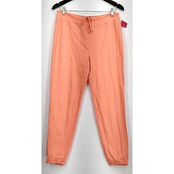Xhilaration pull-on brei Lounge pyjama broek oranje Womens