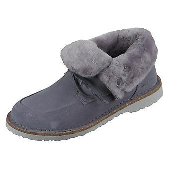 Birkenstock Bakki 1015403 chaussures universelles pour femmes d'hiver