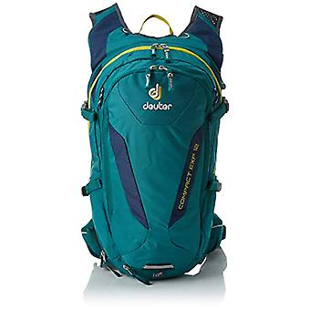 Deuter Compact EXP 12 - Unisex Backpacks Adult - Green (Alpinegreen/Midnight) - 24x36x45 cm (W x H L)