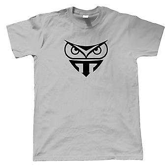 Tyrell Owl Blade Runner, Mens T-Shirt - Geek Sci-Fi TV & Movie Gift Him Dad