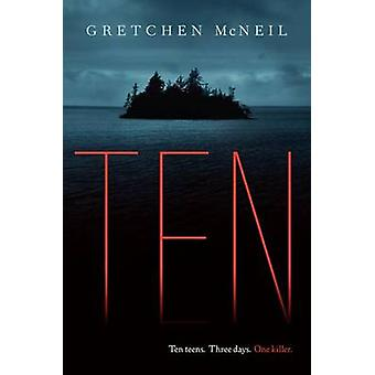 Ten by Gretchen McNeil - 9780062118790 Book