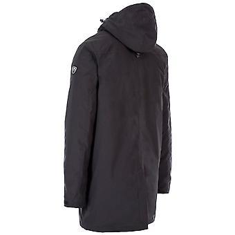 Overtredelse mens Shoulton polstret vanntett pustende jakke