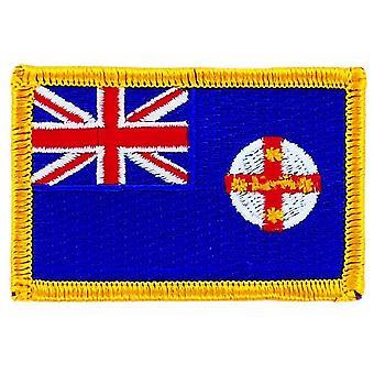 التصحيح Ecusson برود العلم أستراليا نيو ساوث ويلز نيو ساوث ويلز