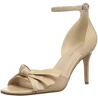 Marc Fisher Womens Brodie Fabric Peep Toe Ankle Strap Classic Pumps