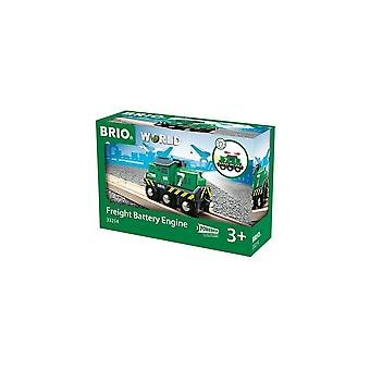 Brio 33214 Brio Green Battery Powered Freight Engine
