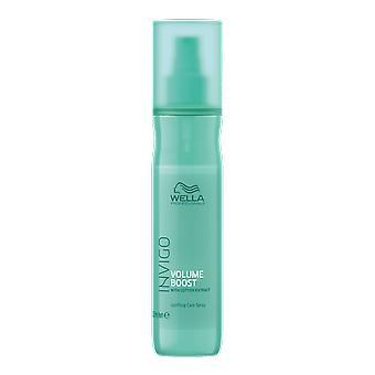 Wella Invigo Volume Boost edificante cura Spray 150ml