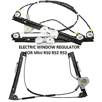 Electric Front Right Side Window Regulator Fits Mini R50, R52, R53, 51337162164