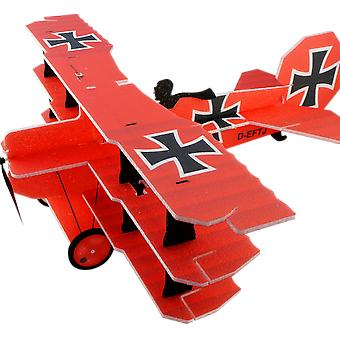 Lil-Fokker Dr.1 Dreidecker, Red Baron