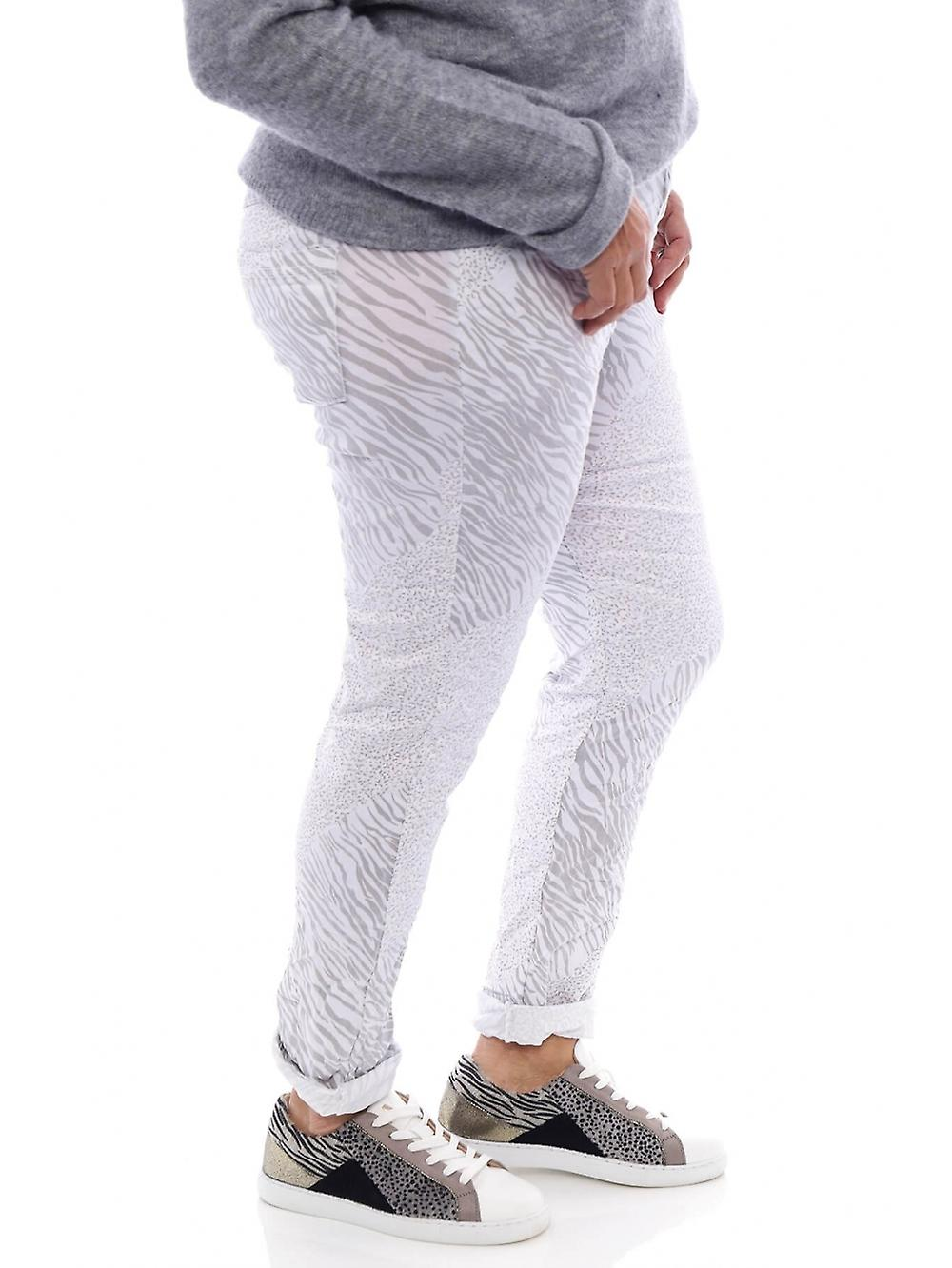 Made In Italy Yarwell Dual Print Joggers