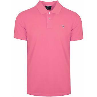 GANT GANT Rapture Rose Classic Polo Shirt