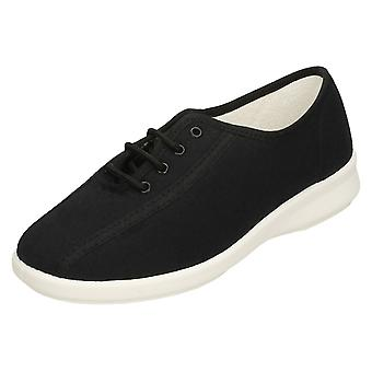 B simple dames large montage chaussures occasionnelles Senna