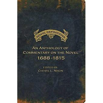 Novel Definitions by Dr. Cheryl L. Nixon - 9781551116464 Book