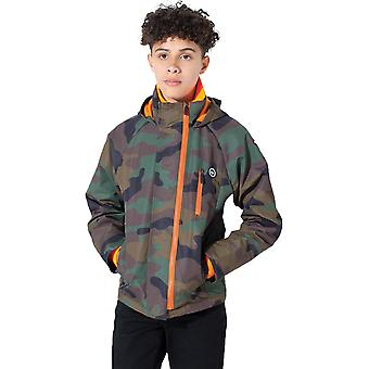Hype Kids Camo Starboard Jacket Camo 45