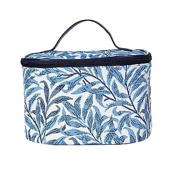 William Morris-Weide Bough Make-up-Tasche von signare Tapisserie/Toiletten wiow