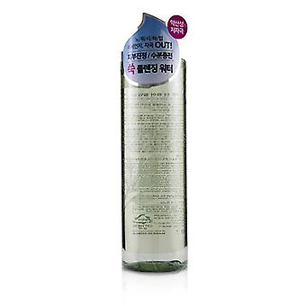 Hddn=lab Back To The Pure Cleansing Water - Calming & Soothing Cleanses Fine Dust - 300ml/10.14oz