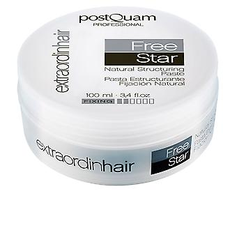 Postquam Haircare Extraordinhair Free Star Natural Structuring Paste For Women