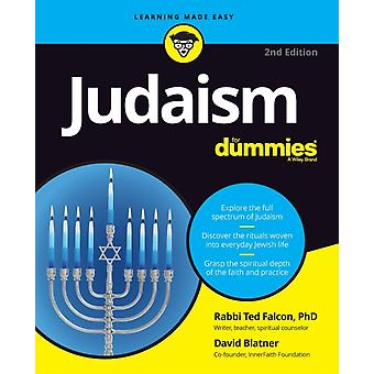 Judaism For Dummies 2nd Edition by Falcon & Ted