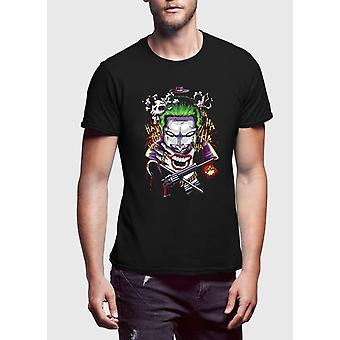 Suicide squad half sleeves t-shirt