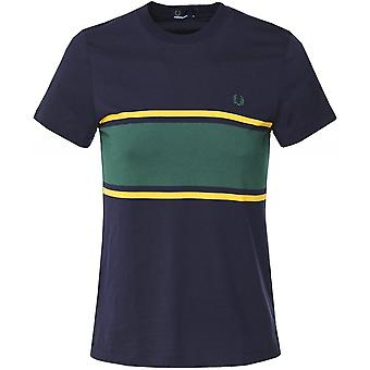 Fred Perry Colour Block T-Shirt M5574 608