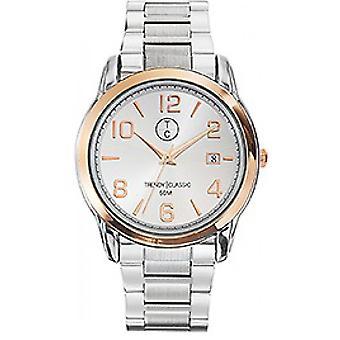 Watch Trendy Classic Lodestar CMB1008-32D - watch bezel Dor Rose man