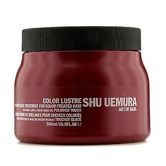 Shu Uemura Color lustre lysande glasyr behandling (för färgat hår)-500ml/16.9 oz