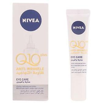 NIVEA Q10 sekä anti-rypistyä silmän kerma 15 ml