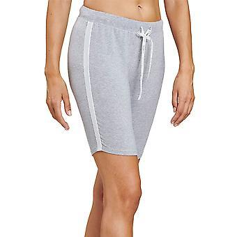 Rosch 1202027-11722 Women's Be Happy Heather Grey Loungewear Short