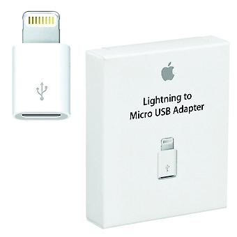 Official Genuine Apple Lightning to Micro USB Adapter -  MD820ZM/A