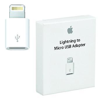 הרשמי מקורי אפל ברק מתאם USB מיקרו-MD820ZM/A