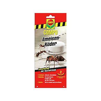 COMPO Ant bait, 2 pieces