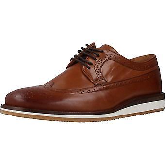 Ric.bel Dress Shoes 1210060 Cor Conhaque