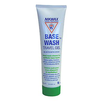 Nikwax Basewash Travel Gel 100 ml